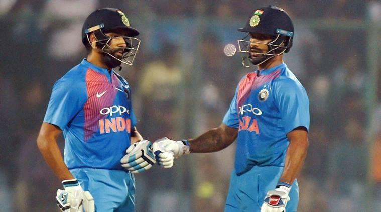 WI vs IND: वेस्टइंडीज के खिलाफ पहले वनडे में रोहित, धवन और के एल राहुल में से ये 2 खिलाड़ी कर सकते हैं पारी की शुरुआत 1