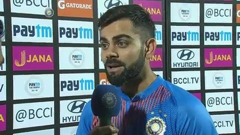 वेस्टइंडीज का उसी के घर में सूपड़ा साफ़ करने के बाद विराट कोहली ने कहा भारत का भविष्य बनेंगे ये 2 युवा खिलाड़ी
