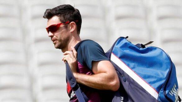 600 टेस्ट विकेट पूरे करने के लिए खेल रहे थे जेम्स एंडरसन: डैरेन गॉफ 19