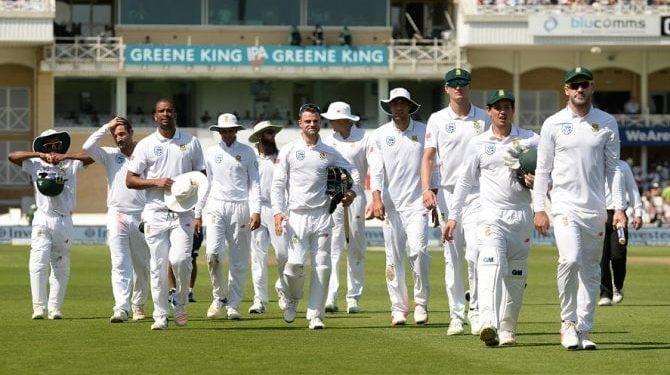 भारत दौरे पर टेस्ट सीरीज के लिए दक्षिण अफ्रीका ने घोषित की अपनी 15 सदस्यीय टीम 1