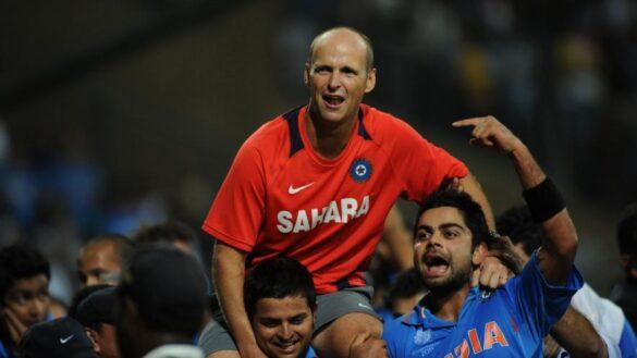 इस देश के कोच बन सकते हैं भारत को विश्व कप जीता चुके गैरी कर्स्टन 1