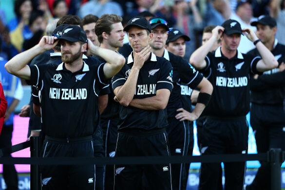 विश्व कप फाइनल में दिखायी खेल भावना के लिए एमसीसी ने न्यूजीलैंड को चुना स्पिरिट ऑफ द ईयर 37