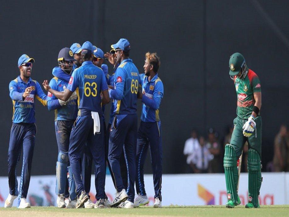 SL vs BAN : श्रीलंका ने आखिरी वनडे में भी बांग्लादेश को दी मात, सीरीज में 3-0 से किया क्लीन स्वीप 1