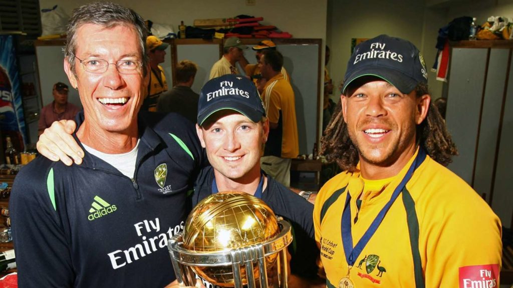 5 फ्लॉप क्रिकेटर जो बने अंतरराष्ट्रीय स्तर पर महान कोच, लिस्ट में 1 भारतीय भी शामिल 1