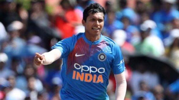 नवदीप सैनी ने न्यूजीलैंड के इस खिलाड़ी को बताया गेंदबाजी करने के लिए मुश्किल बल्लेबाज 18