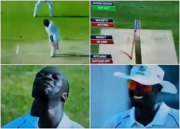 WATCH: किस्मत के धनी हैं अजिंक्य रहाणे, आउट होने के बाद भी कर रहे बल्लेबाजी 23