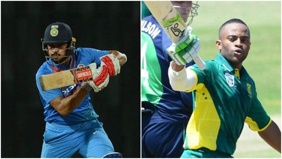 IND A vs SA A : पांच मैचों की वनडे सीरीज का आया पूरा कार्यक्रम, यहां देखें लाइव