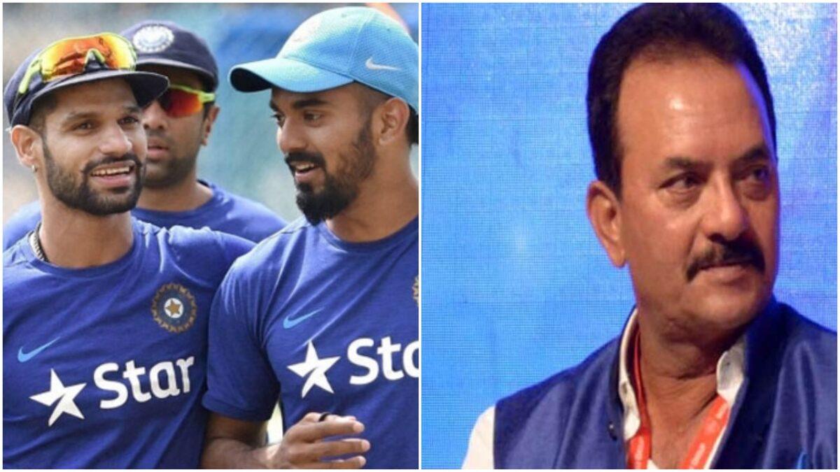 केएल राहुल और शिखर धवन में से इस खिलाड़ी को मदन लाल ने बताया बेहतर टी-20 बल्लेबाज
