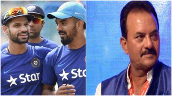 केएल राहुल और शिखर धवन में से इस खिलाड़ी को मदन लाल ने बताया बेहतर टी-20 बल्लेबाज 16