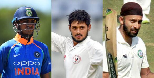दुलीप ट्रॉफी 2019-20 के लिए बीसीसीआई ने किया टीमों का ऐलान, इन 3 को मिली कप्तानी 5