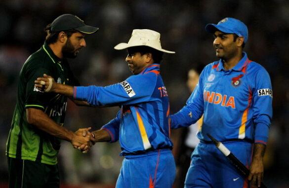भारतीय टीम ने 2011 विश्व कप में आज ही के दिन पाकिस्तान को हराकर फाइनल में बनाई थी जगह 5