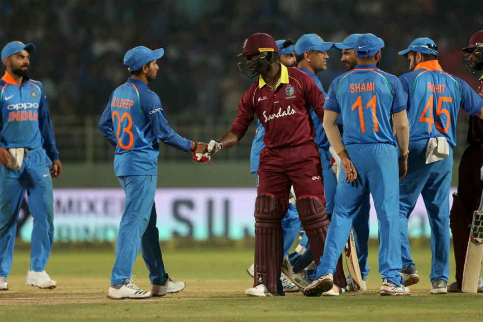 WIvIND, पहला वनडे: भारत ने जीता टॉस, 43-43 ओवरों का होगा मुकाबला 1