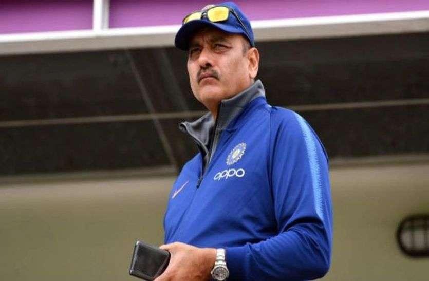 CAC के सामने इस सवाल का जवाब देते ही रवि शास्त्री को बना दिया गया भारतीय टीम का कोच 2