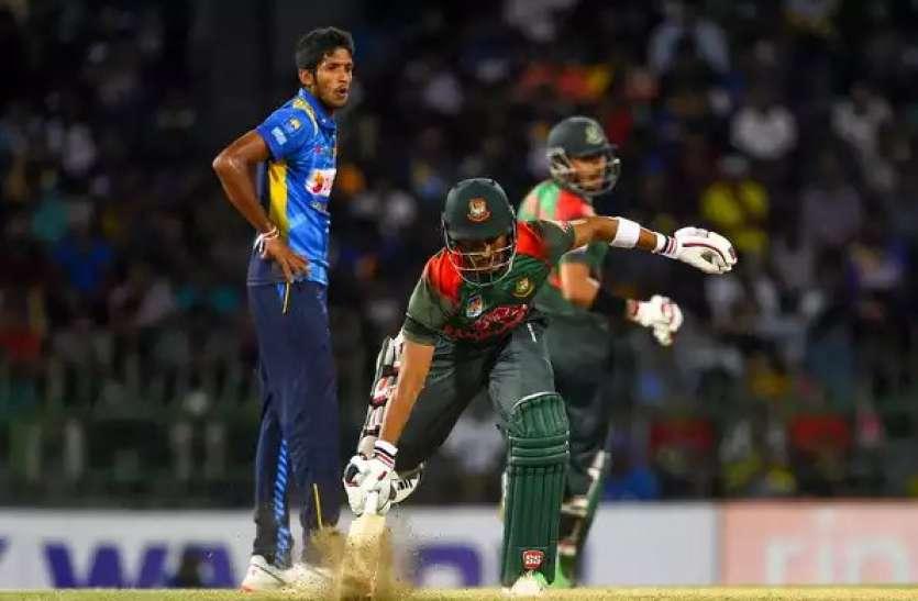 SL vs BAN : श्रीलंका ने आखिरी वनडे में भी बांग्लादेश को दी मात, सीरीज में 3-0 से किया क्लीन स्वीप 3