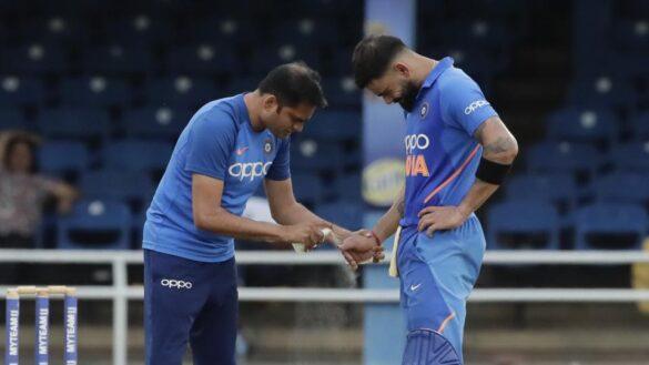 विराट कोहली के अंगूठे पर लगी बाउंसर, टेस्ट सीरीज में खेलने पर दी ये प्रतिक्रिया 36