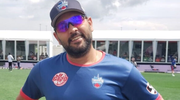 ग्लोबल टी-20 लीग में युवराज सिंह समेत खिलाड़ियों के नहीं मिले पैसे, गुस्साएं खिलाड़ियों ने उठाया ये कदम 36