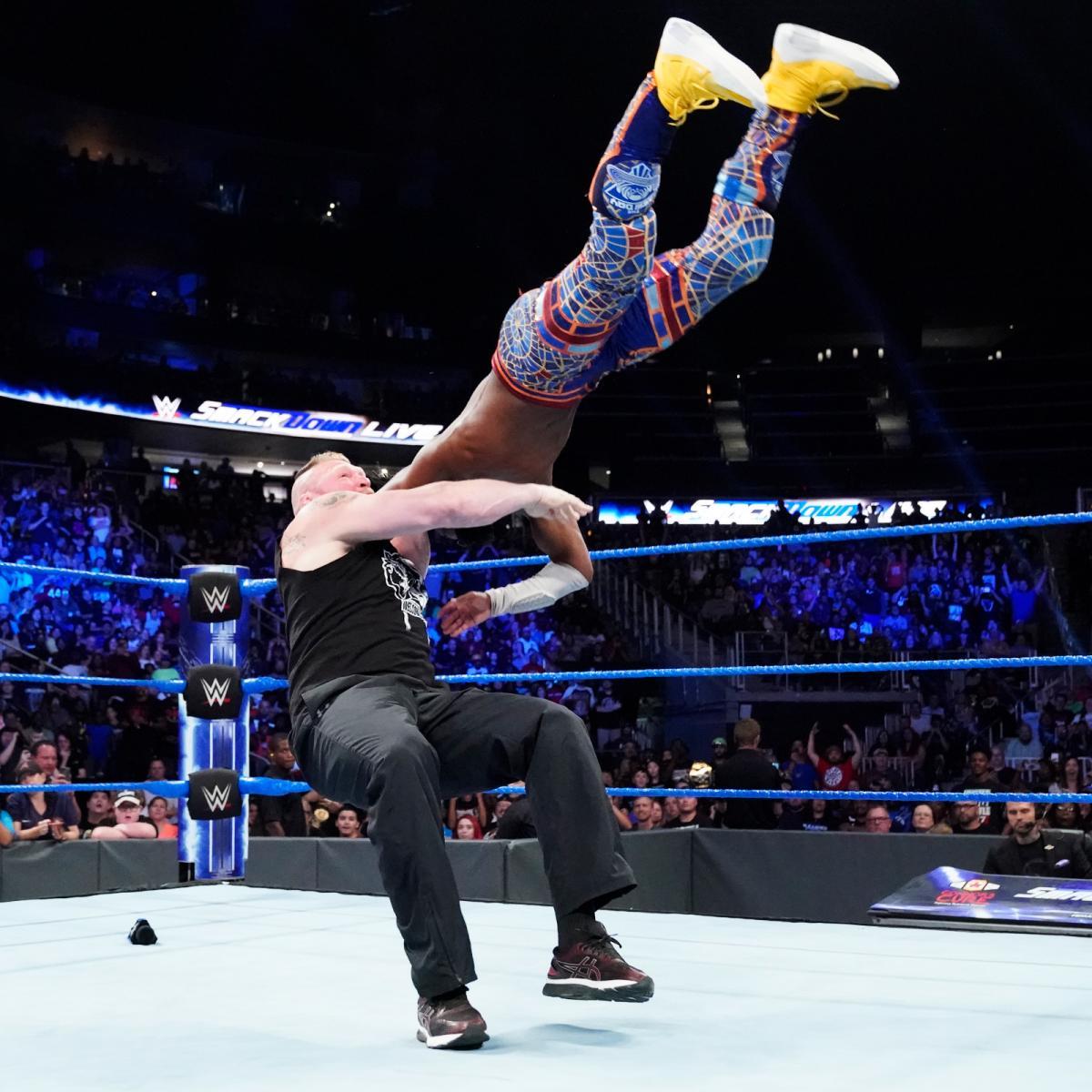 WWE स्मैकडाउन: 17 सितंबर 2019 रिजल्ट, आज हुआ कुछ ऐसा छीन सकती है शेन मैकमोहन की कुर्सी 3
