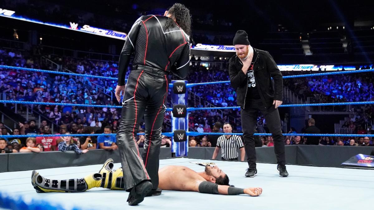 WWE स्मैकडाउन: 17 सितंबर 2019 रिजल्ट, आज हुआ कुछ ऐसा छीन सकती है शेन मैकमोहन की कुर्सी 4