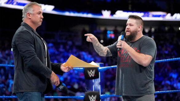 WWE स्मैकडाउन: 17 सितंबर 2019 रिजल्ट, आज हुआ कुछ ऐसा छीन सकती है शेन मैकमोहन की कुर्सी 1