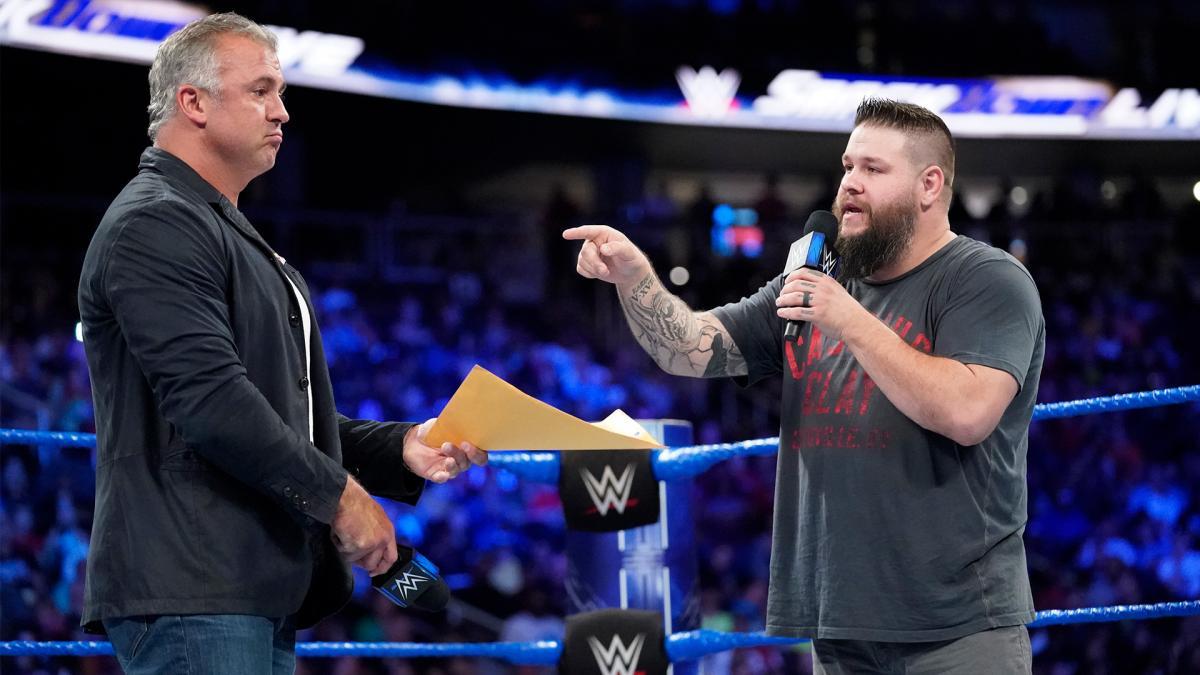 WWE स्मैकडाउन: 17 सितंबर 2019 रिजल्ट, आज हुआ कुछ ऐसा छीन सकती है शेन मैकमोहन की कुर्सी