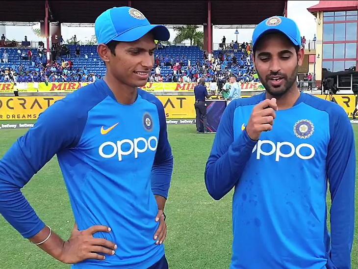 नवदीप सैनी ने इन 4 भारतीय खिलाड़ियों को दिया अपनी अब तक की सफलता का श्रेय 2