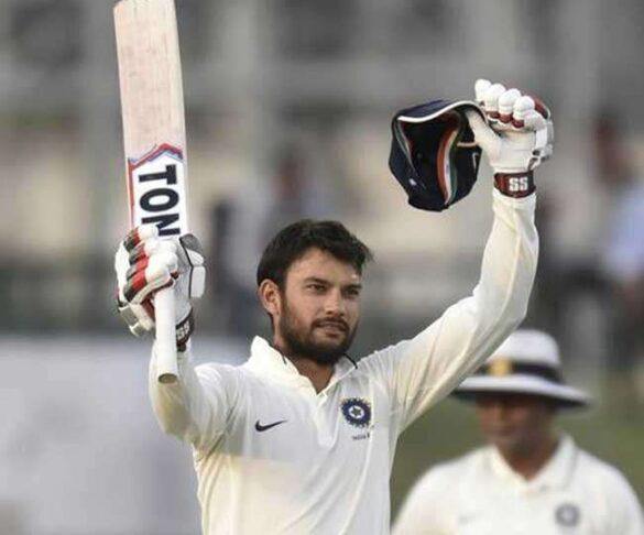 भारत 'ए' में सौराष्ट्र के किसी भी खिलाड़ी को जगह न मिलने पर कप्तान शेल्डन ने चयनकर्ताओं पर लगाया ये आरोप 31