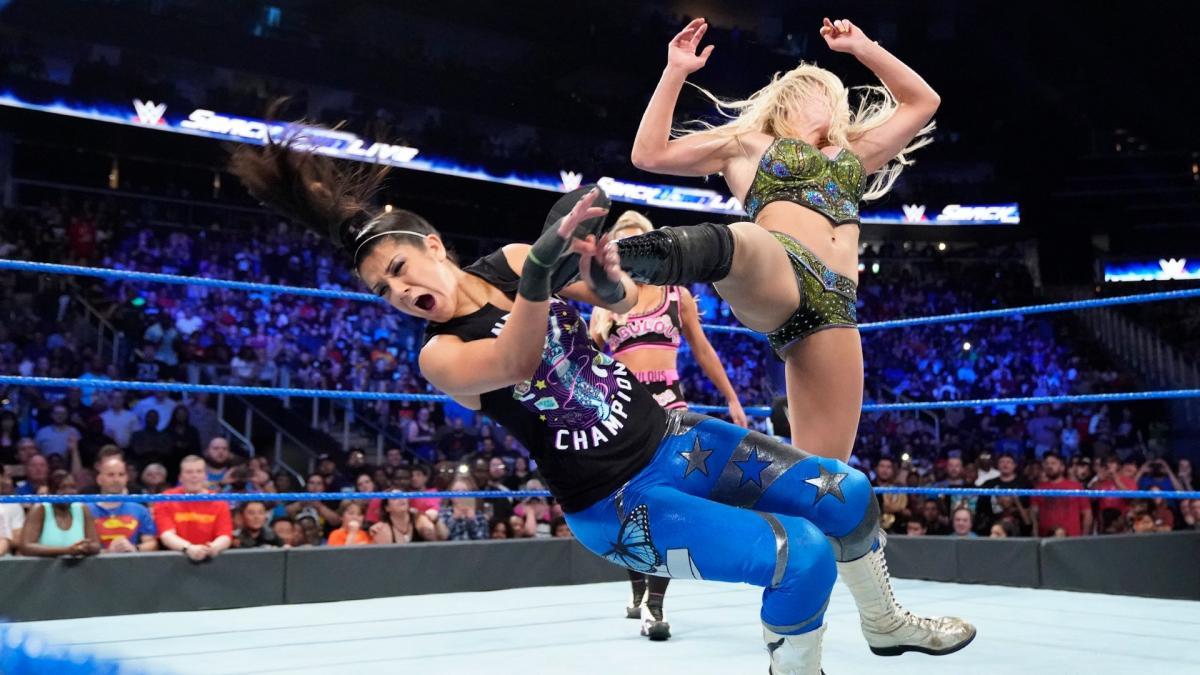 WWE स्मैकडाउन: 17 सितंबर 2019 रिजल्ट, आज हुआ कुछ ऐसा छीन सकती है शेन मैकमोहन की कुर्सी 6