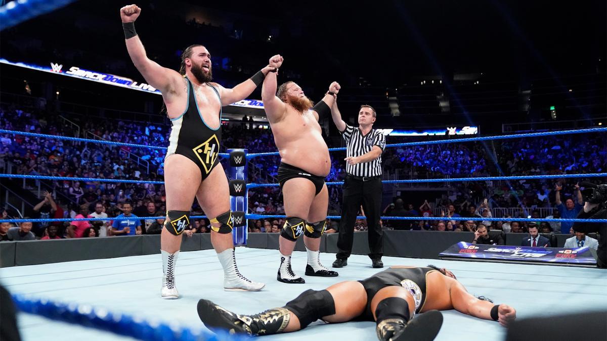 WWE स्मैकडाउन: 17 सितंबर 2019 रिजल्ट, आज हुआ कुछ ऐसा छीन सकती है शेन मैकमोहन की कुर्सी 8