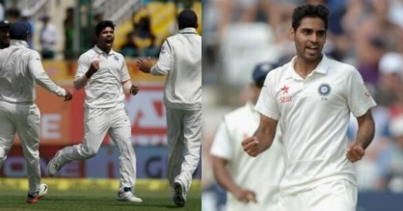 भुवनेश्वर कुमार को क्यों नहीं मिला जसप्रीत बुमराह की जगह टेस्ट टीम में मौका? वजह आया सामने 19