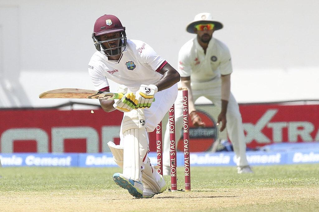 WIvsIND, जमैका टेस्ट: सिर में गेंद लगने की वजह से मैच से बाहर हुए डैरेन ब्रावो, इस खिलाड़ी ने ली उनकी जगह 2
