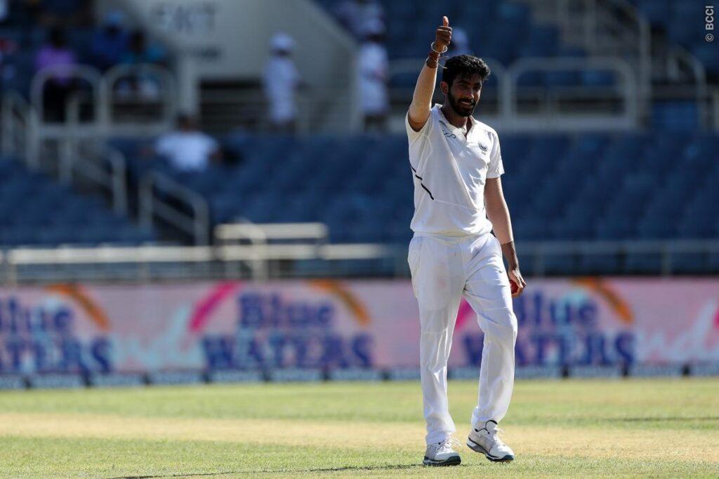 INDvsWI : STATS : मैच के दूसरे दिन बने 10 रिकॉर्डस, जसप्रीत बुमराह ने बना डाले कई विश्व रिकॉर्ड 3
