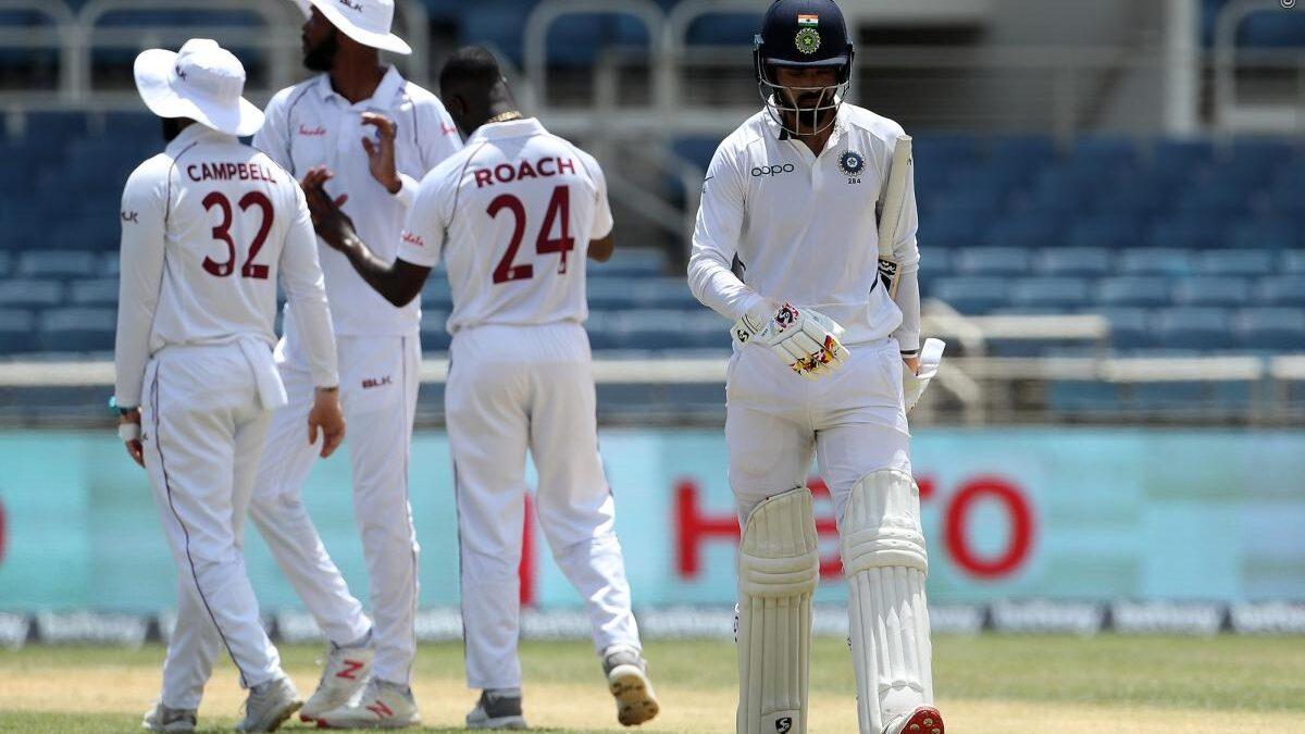 केएल राहुल के लगातार खराब प्रदर्शन के बाद उठी इस खिलाड़ी से पारी की शुरुआत कराने की मांग