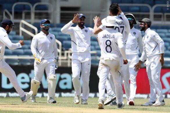 WIvIND, जमैका टेस्ट: चौथे दिन पहले सत्र में विंडीज की अच्छी बल्लेबाजी, भारत को जीत के लिए 6 और विकेटों की जरूरत 1