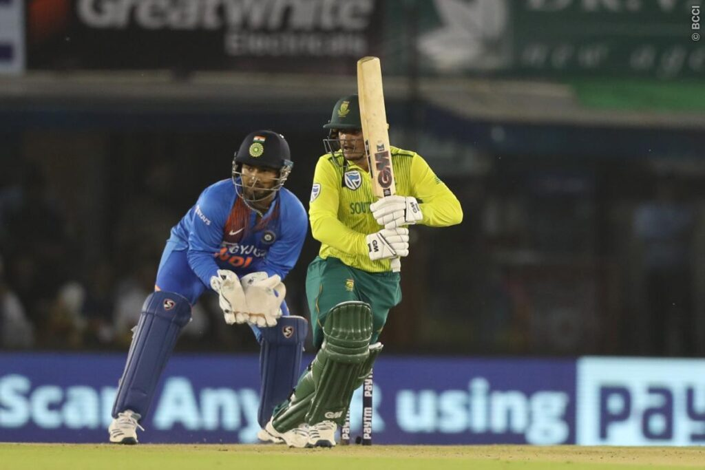 INDvsSA, दूसरा टी-20: विराट कोहली की बेहतरीन बल्लेबाजी से भारत ने 7 विकेट से जीता मुकाबला 1