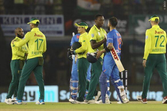 हार के बाद बोलो दक्षिण अफ्रीकी दिग्गज, भारतीय टीम ने हमें अच्छा पाठ सिखाया 9