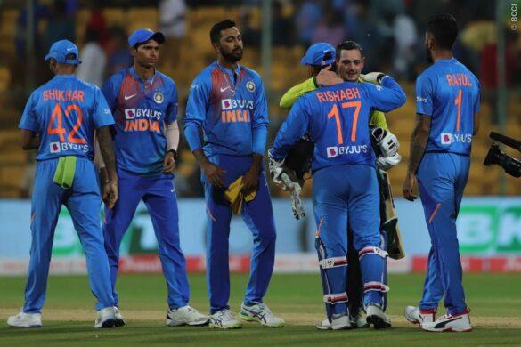 टी-20 सीरीज में भारतीय टीम को खली इन खिलाड़ियों की कमी 13