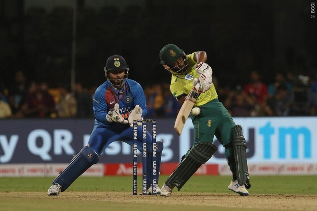 दक्षिण अफ्रीका के लिए बेहतरीन प्रदर्शन करने वाले खिलाड़ी ने कहा, नहीं थी डेब्यू की उम्मीद 2