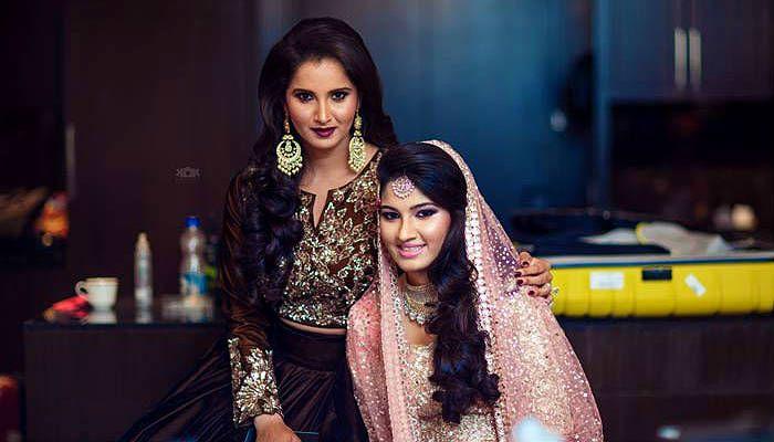 PHOTOS: सानिया मिर्जा की बहन अनम मिर्जा करने जा रही इस भारतीय खिलाड़ी से शादी, देखें तस्वीरें