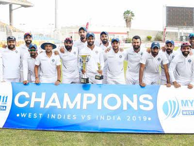 हनुमा विहारी ने बताया, टेस्ट सीरीज जीतने के बाद विराट कोहली ने मेरे हाथ में दी ट्रॉफी तो हुआ कुछ ऐसा 15