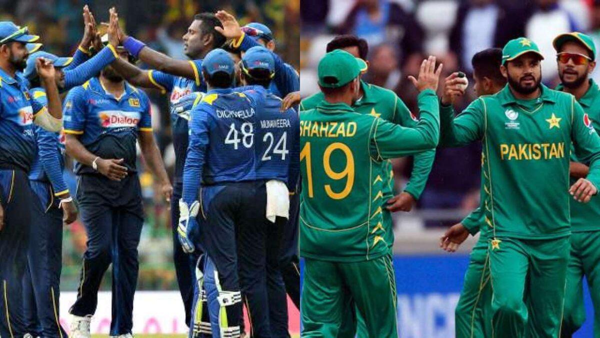 पाकिस्तान-श्रीलंका के बीच खेला जाने वाला पहला वनडे मैच बारिश के कारण रद्द