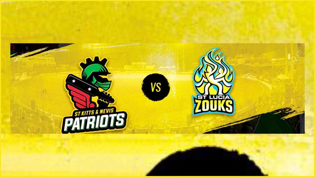 सीपीएल 2019- एविन लुईस ने फिर खेली तूफानी पारी, मात्र 30 गेंदों में बना डाले इतने रन 1