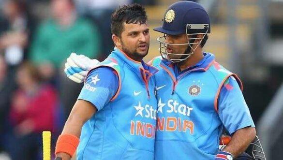 सुरेश रैना को विराट कोहली ने किया भावेश कहकर सम्बोधित तो लोगों ने किया भारतीय कप्तान को ट्रोल 6