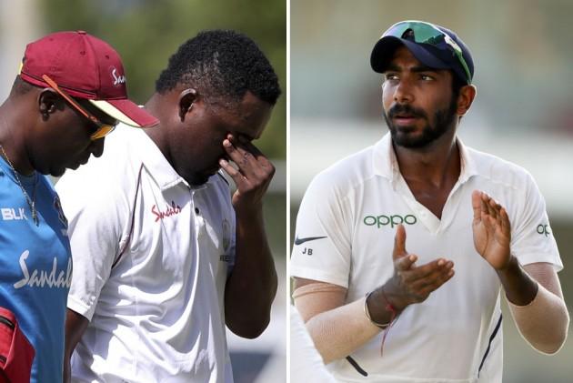 WIvsIND, जमैका टेस्ट: सिर में गेंद लगने की वजह से मैच से बाहर हुए डैरेन ब्रावो, इस खिलाड़ी ने ली उनकी जगह