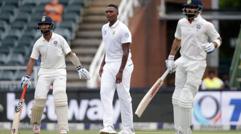 दक्षिण अफ्रीका के खिलाफ टेस्ट सीरीज के लिए भारतीय टीम घोषित, दो खिलाड़ियों की छुट्टी,इन्हें पहली बार जगह 3