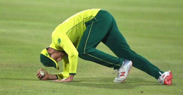 भारत के खिलाफ डेविड मिलर ने हार्दिक पंड्या का कैच पकड़ने के साथ ही किया बड़ा कारनामा, विश्व रिकॉर्ड की बराबरी की 12