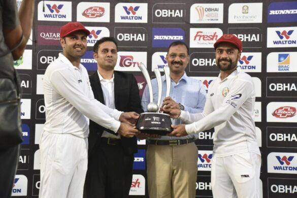 AFGvWI, दूसरा वनडे: अफगानिस्तान को 47 रनों से हराकर वेस्टइंडीज ने सीरीज में बनाई अजेय बढ़त 31