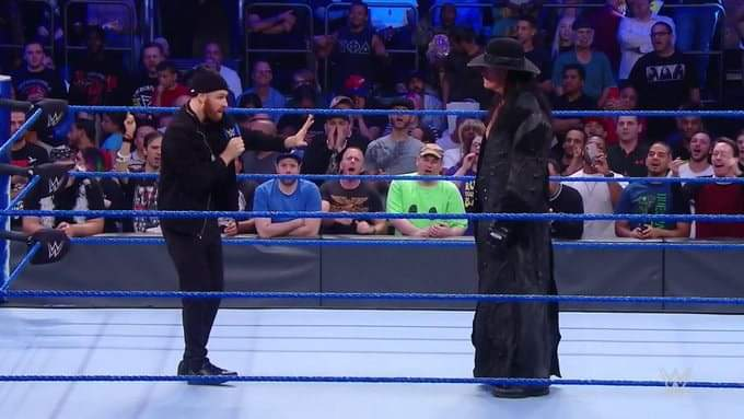 WWE स्मैकडाउन: 10 सितंबर 2019 रिजल्ट 2