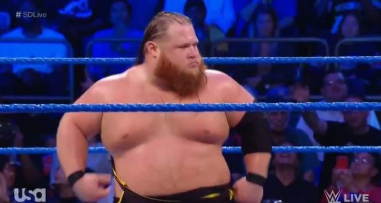 WWE स्मैकडाउन: 10 सितंबर 2019 रिजल्ट 5