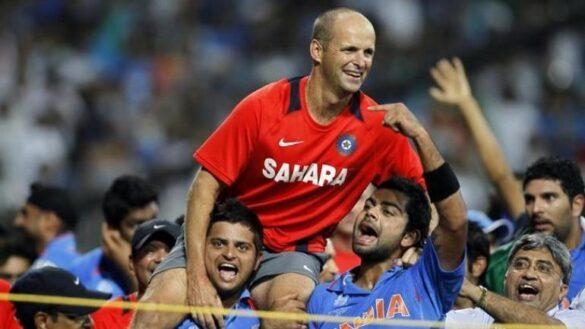 भारतीय टीम को विश्व विजेता बनाने वाले गैरी कर्स्टन अब इस टीम के बन सकते हैं नये कोच 9