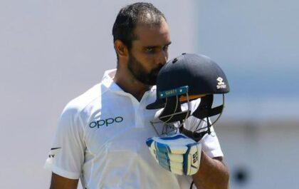हनुमा विहारी ने चुना पसंदीदा कप्तान और क्रिकेटर ये हैं वो नाम 1